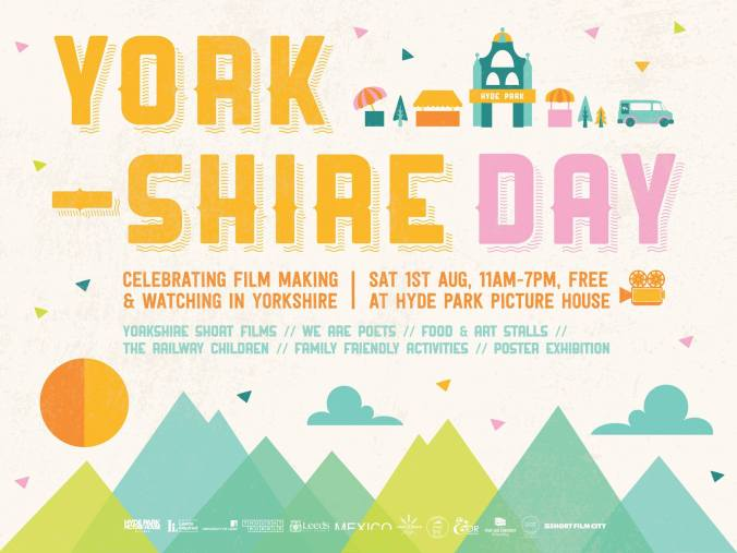Yorkshire Day Poster