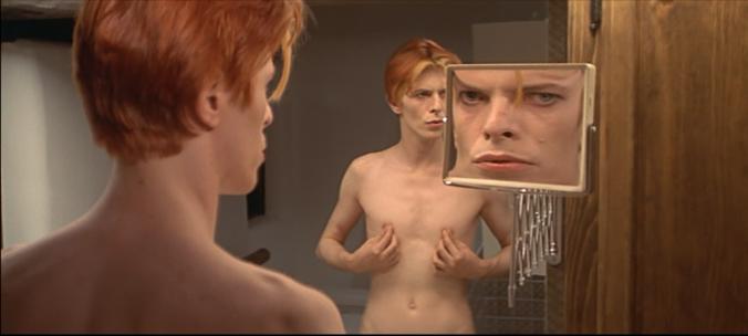 Bowie as Thomas Jerome Newton