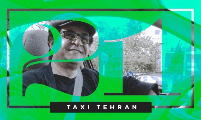 Taxi-tehran