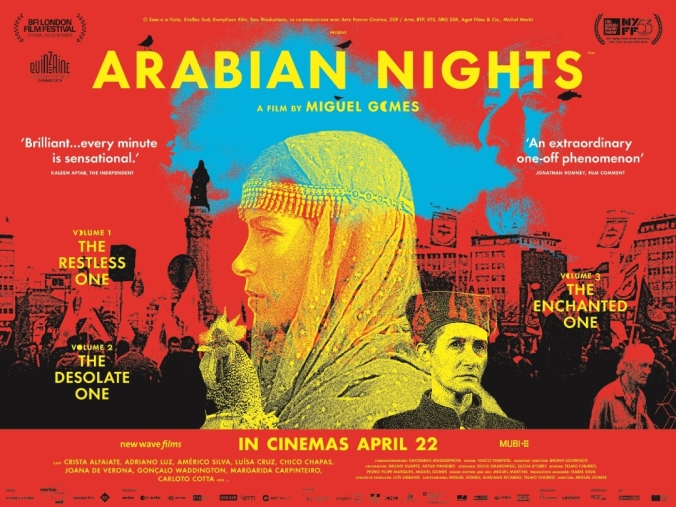 Arabian Nights Trilogy