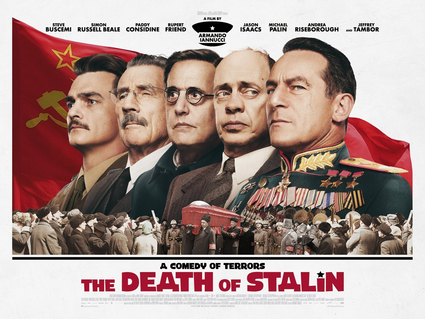 The Death of Stalin | Friends of Hyde Park Picture House