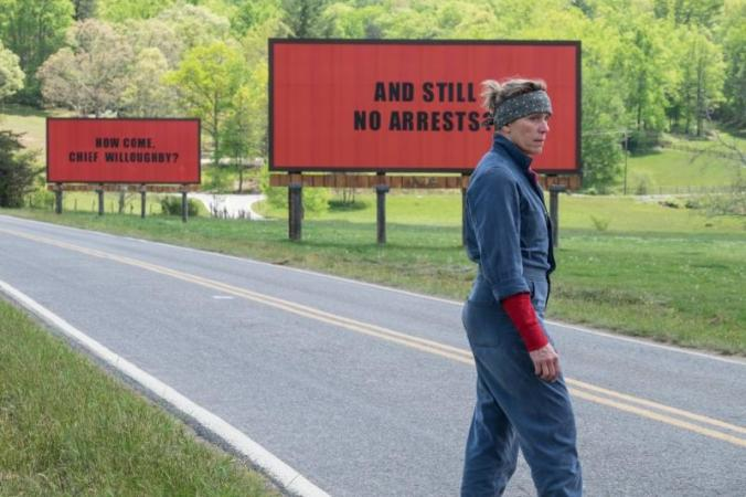 Three Billboards Outside Ebbing, Misouri