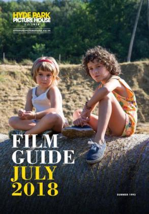 July 2018 Programme