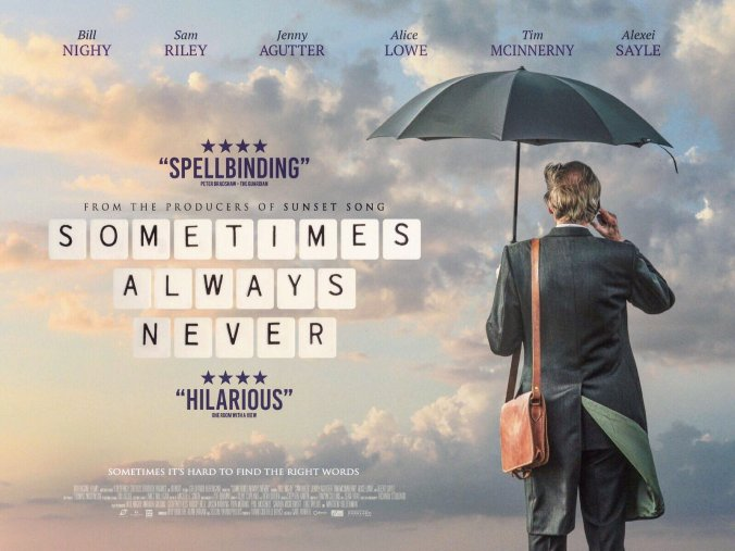 Sometimes Always Never Poster